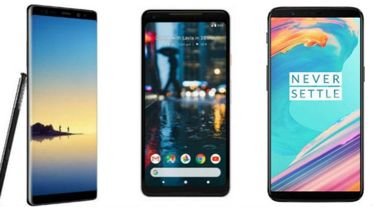 Aký mobil vybrať na jeseň 2017?