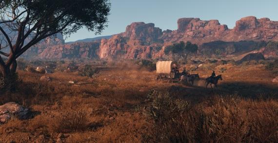 This Land is My Land bude sandboxovka na divokom západe
