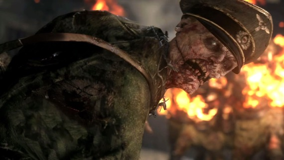 Call of Duty: WWII Nazi Zombie režim bude drsný a desivý