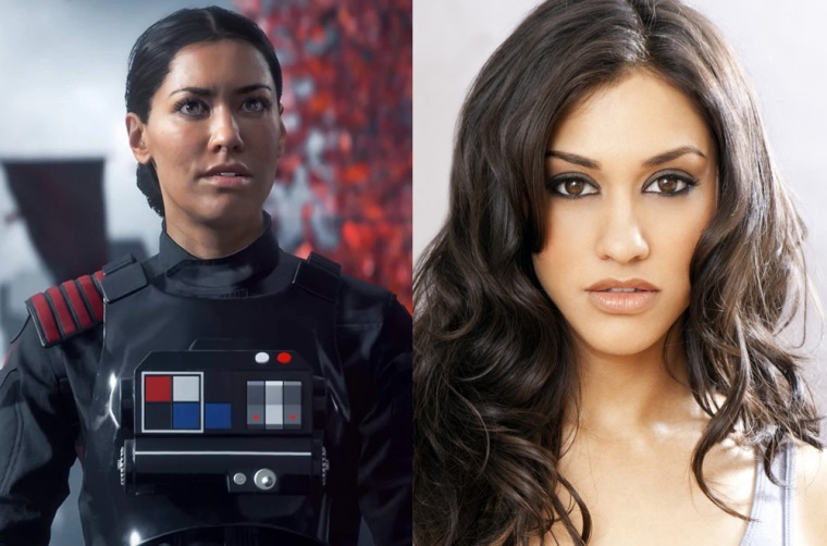 Janina Gavankar ponúka pohľad do zákulisia svojej postavy v Star Wars: Battlefront II
