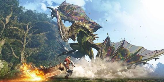Monster Hunter World videá ukazujú hrateľnosť a svet hry