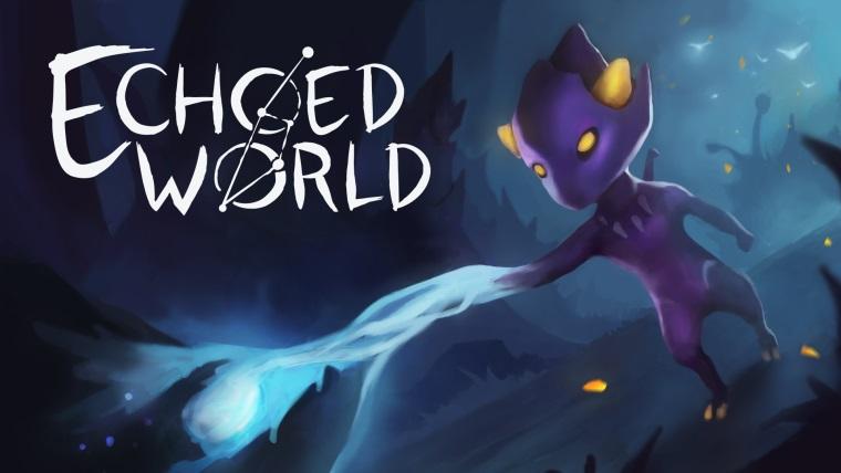 Slovenská skákačka Echoed World vyjde začiatkom decembra na Steame a úplne zadarmo