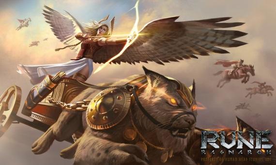 Rune: Ragnarok predstavuje svojich bohov