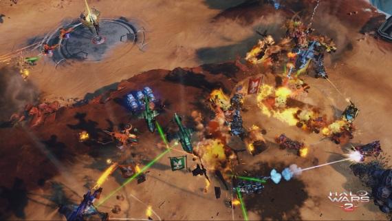 Halo Wars 2 už podporuje crossplatform
