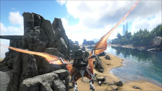 Ark: Survival Evolved predstavuje vylepšenia pre Xbox One X
