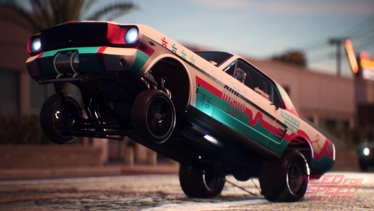 Need for Speed Payback dostáva prvé recenzie
