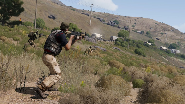 Arma 3 dostane Tac Ops mission pack tento mesiac
