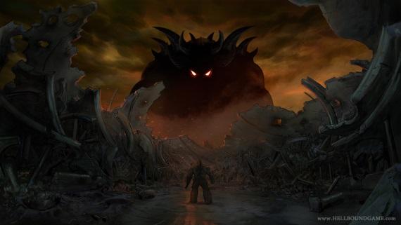 Hellbound bude fps akcia inšpirovaná štýlom 90-tych rokov