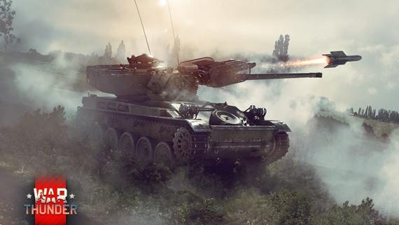 War Thunder sa rozrastie o francúzske vozidlá