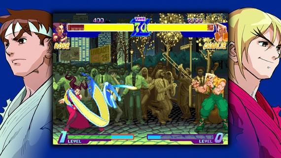 Street Fighter k oslave 30. výročia predstavená