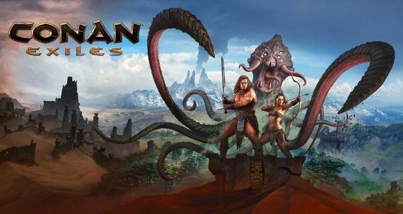 Conan Exiles už má dátum vydania