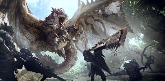 Monster Hunter: World dostane po vydaní DLC s novým obsahom zadarmo
