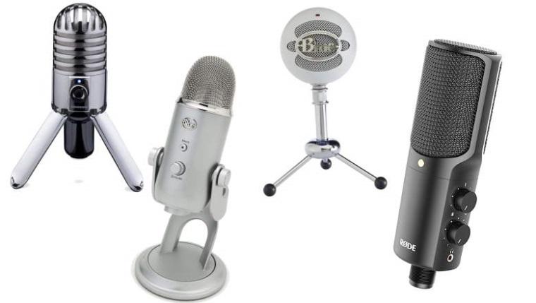 Aký mikrofón vybrať pre streamerov a youtuberov pod vianočný stromček?