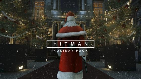 Hitman dostal Holiday Pack, prináša voľný prístup do Paríža