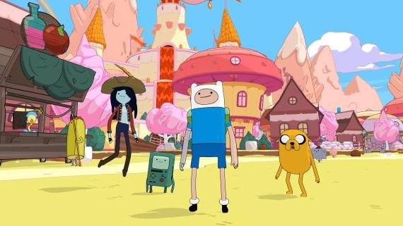 Adventure Time predstavuje svoje pirátske dobrodružstvo