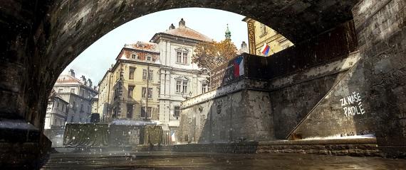 Rozšírenie The Resistance pre Call of Duty WWII nás zavedie do Československa