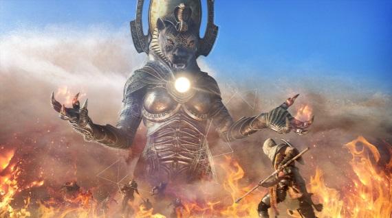 Decembrový update pre Assassin's Creed Origins pridá Horde mód a náročnejšiu úroveň