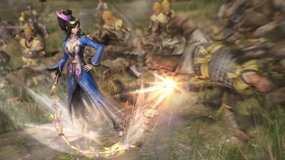 Dynasty Warriors 9 ukazuje veliteľov v akcii