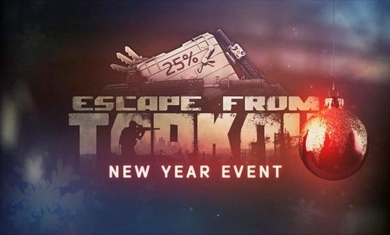Escape from Tarkov spustil novoročný event a novú mapu