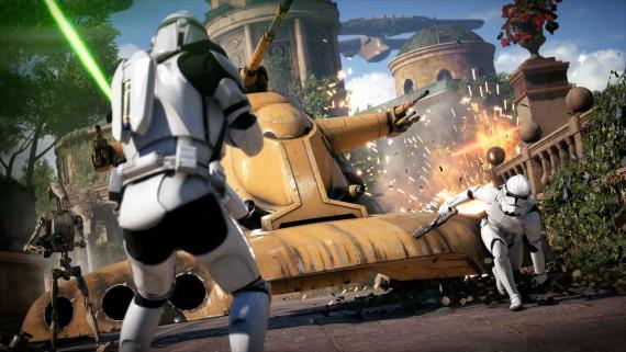 EA od dnes začína zvyšovať odmeny v Star Wars Battlefront 2