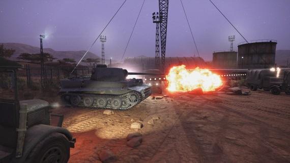 Bitka pri El Alameine sa vracia v alternatívnej histórii a s legendárnym Tigerom