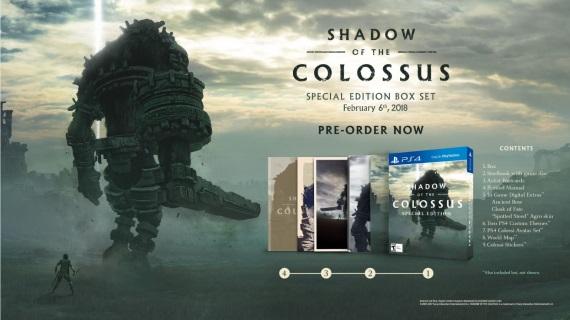 Shadow of the Colossus ukazuje na nových videách veľký pokrok v grafike