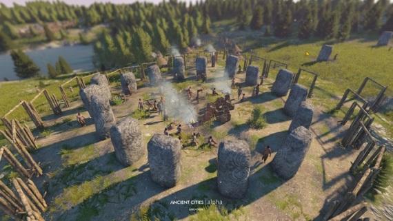 Ancient Cities bude simulácia prehistorických miest