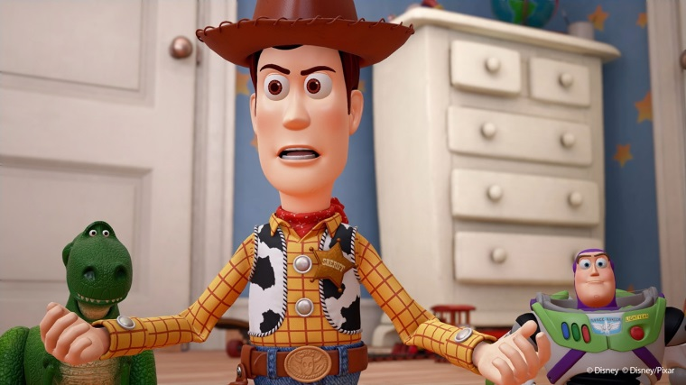 Kingdom Hearts III pridáva Toy Story tému