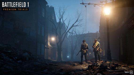 Čo ponúka Prise de Tahure Update do Battlefield 1?