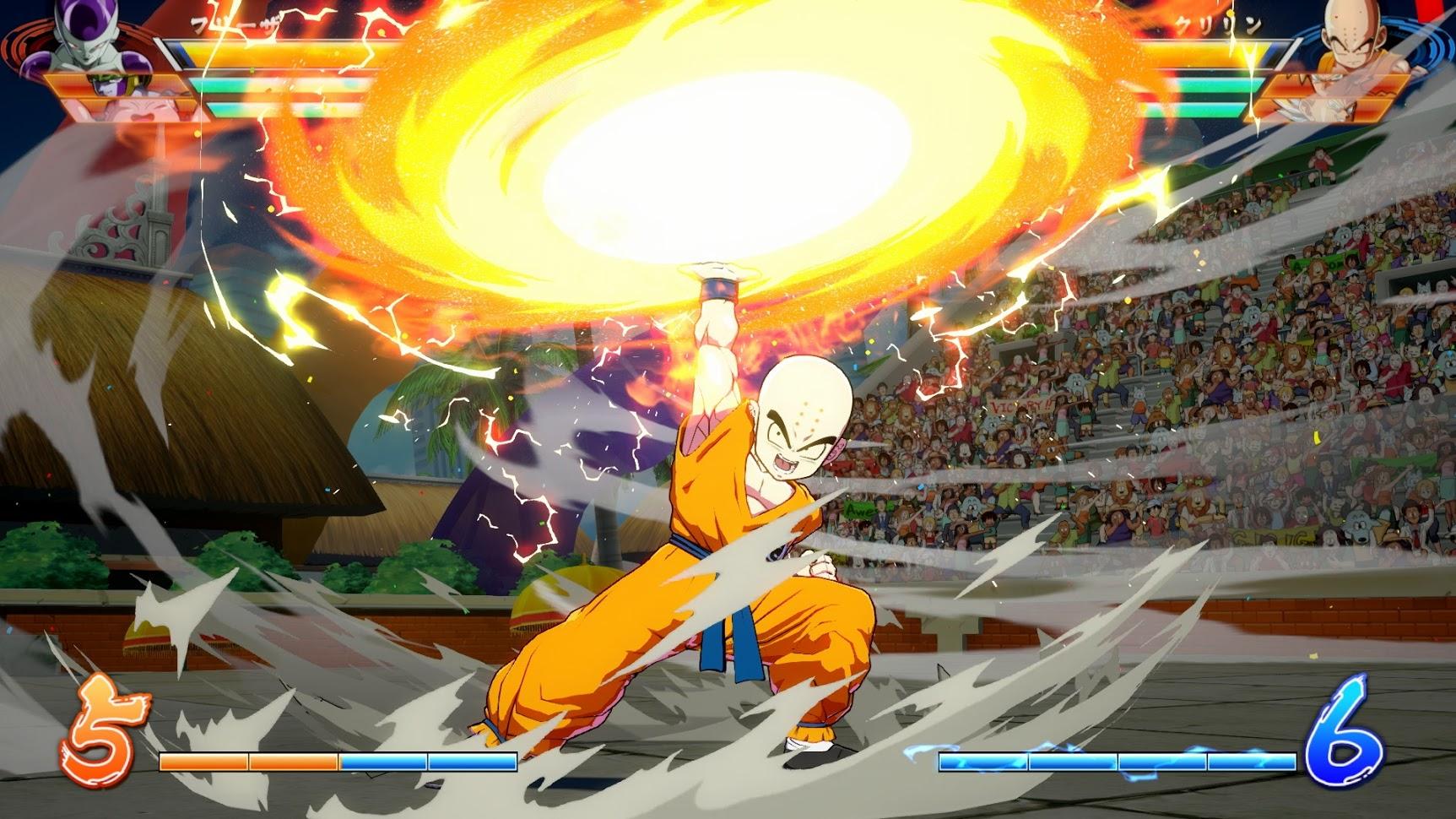 0769b50503100 ... Dragon Ball FighterZ ponúka detaily k postavám Piccola, Krillina a  online bojom ...