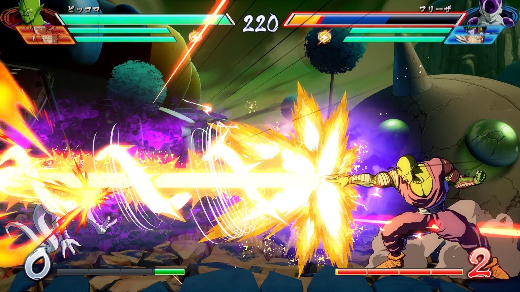 732cbbdd7cd4d Dragon Ball FighterZ ponúka detaily k postavám Piccola, Krillina a online  bojom