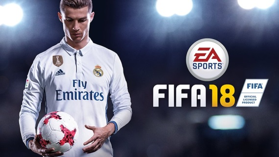 FIFA 18 dostane v Európe bundle s PS4 a PS4 Pro konzolou