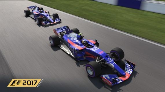 F1 2017 sa ukazuje na atraktívnych obrázkoch