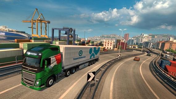 V Euro Truck Simulator 2 sa koncom roka rozšíri Taliansko