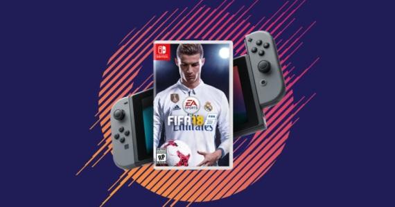 Čo vlastne bude chýbať vo FIFA 18 pre Switch?