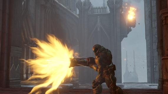 Quake Champions sa dostáva do early access, predstavuje postavu z Dooma