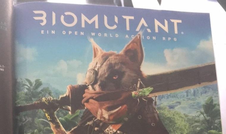 Nová postapokalyptická open world RPG od THQ Nordic sa bude volať Biomutant