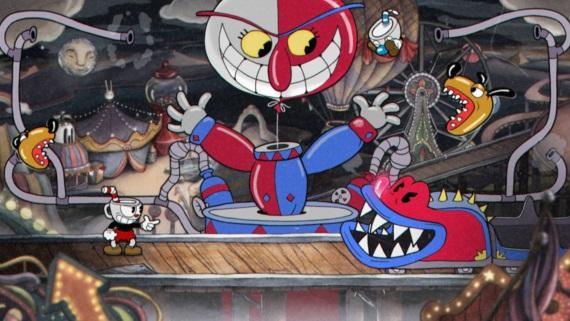 Autori Cuphead ukazujú koncepty, hra vyjde 29. septembra