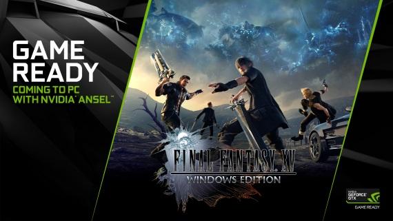 Požiadavky na Final Fantasy XV na PC nebudú nízke