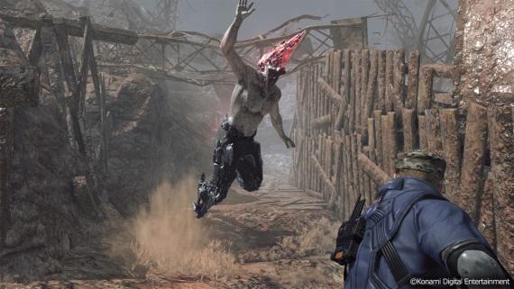 Metal Gear Survive ukázal na Gamescome nové zábery