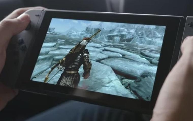 Gamescom 2017: Skyrim na cesty môže byť pre Switch veľkým lákadlom