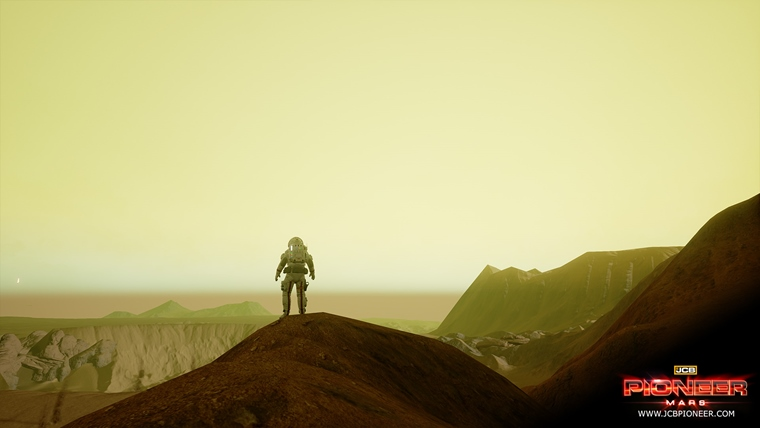 Gamescom 2017: JCB Pioneer: Mars chce sprostredkovať originálny zážitok na Marse