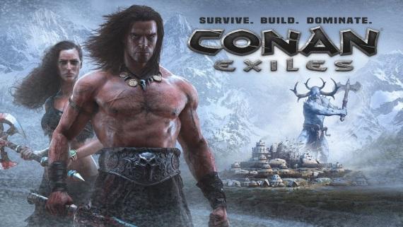 Conan Exiles odhaľuje mrazivú expanziu The Frozen North, vyjde 16. augusta a bude zdarma