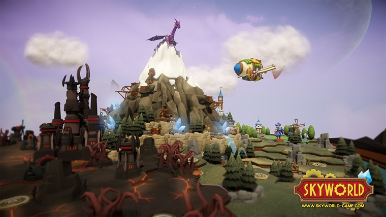 Gamescom 2017: Skyworld ponúkne poriadne stolové súboje vo virtuálnej realite