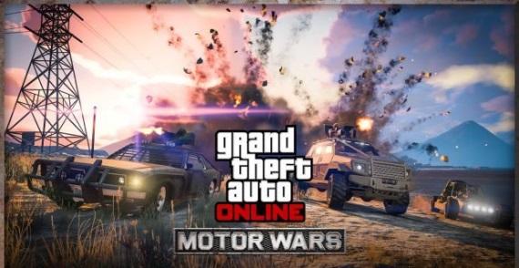 Aj GTA Online už má svoj Battle Royale mód
