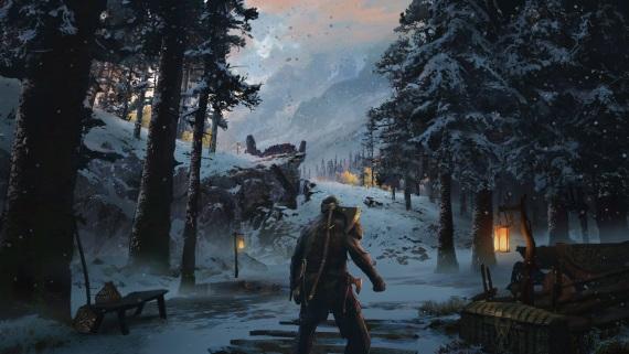 God of War ukazuje koncepty a reaguje na negatívnu kritiku