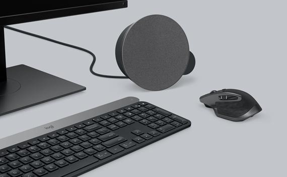 Logitech dnes predstavil nové reproduktory a novú klávesnicu