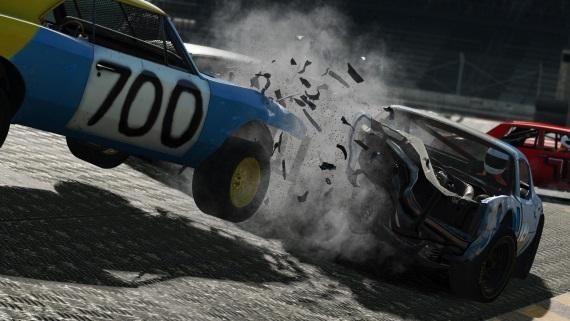 Deštrukčná racingovka Wreckfest ukazuje konzolové zábery