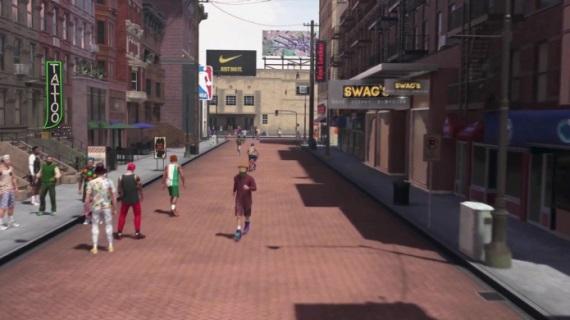 2K predstavuje revolučný režim The Neighborhood, ktorý vdýchne život do NBA 2K18