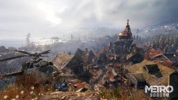 Mod prinesie mapu v Metro Exodus štýle do Fallout 4